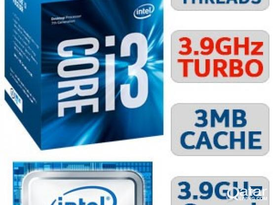 Core i3-7100 Intel Processor