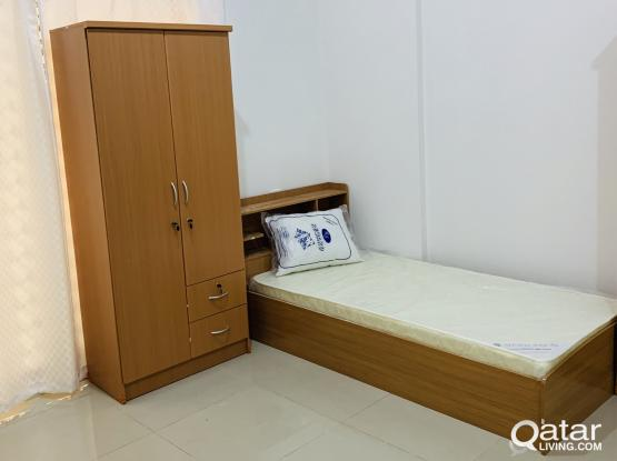 Executive Bed Space near sana signal, walking distance to karwa bus station..