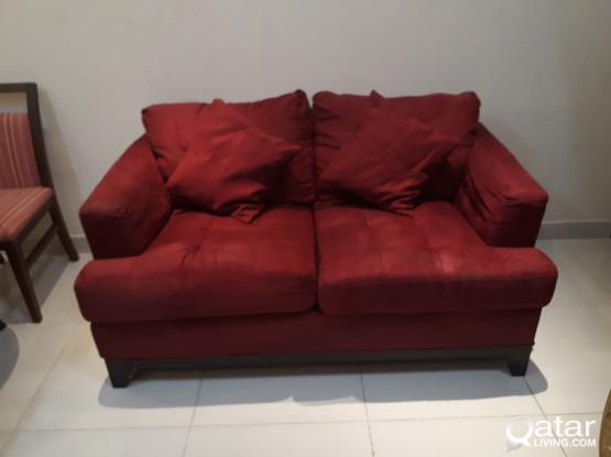 For Sell 2 Setter Sofa