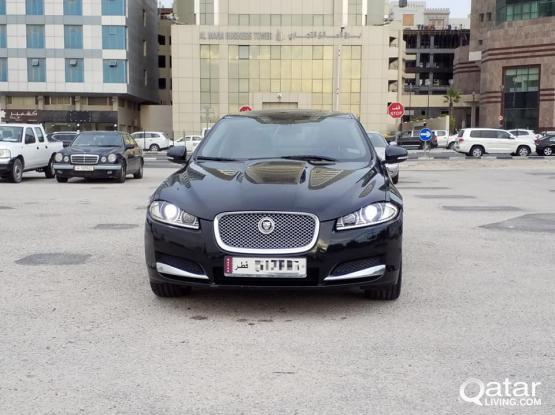 Jaguar XF Prestige 2012