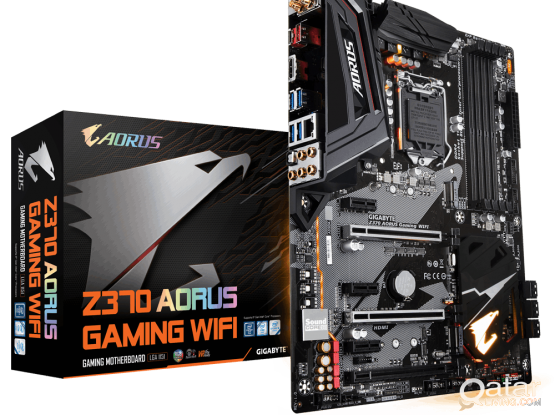 NEW- Gigabyte AORUS Gaming Wi-Fi MotherBoard