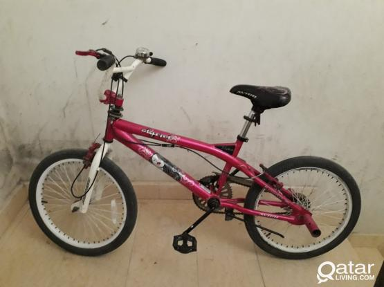 GIRL BYCYCLE FOR SALE