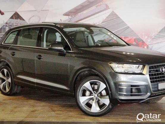 Audi Q7 4.5 TFSI 2018