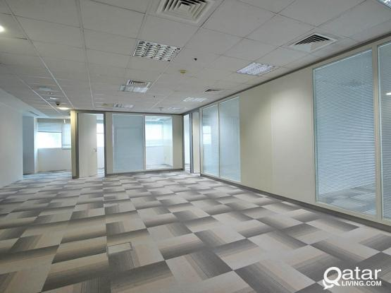 EXCLUSIVE DEAL: Prime Office Location in West Bay