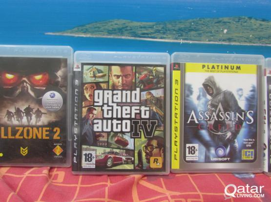brand new unused PS3 games for sale.