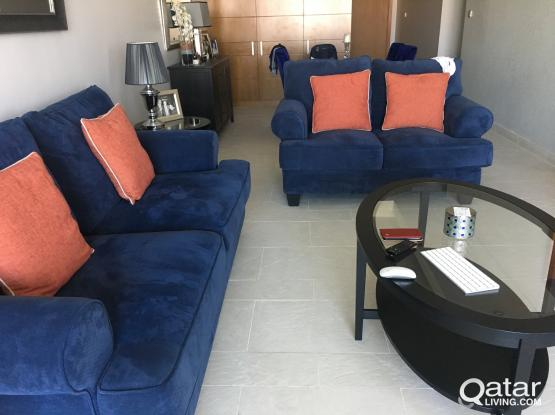 Sofa - 3 seater and 2 seater