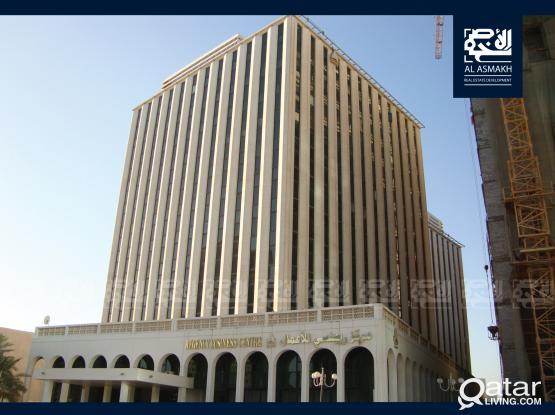 Office space for rent in Corniche Road (RBC 2)