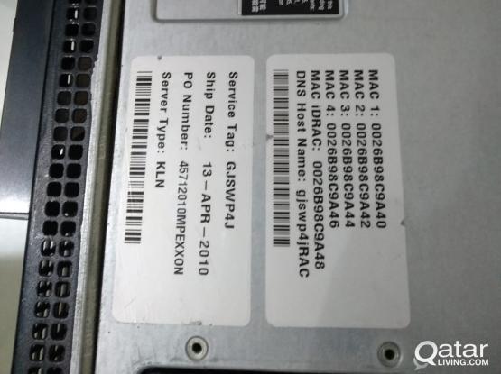 Dell PowerEdge R710 computer server | Qatar Living