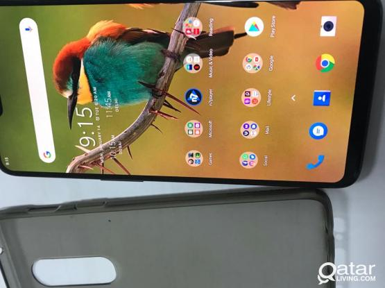 OnePlus 6 (8GB/128GB) in immaculate condition