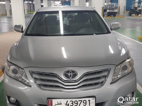 Toyota Camry GLX 2011
