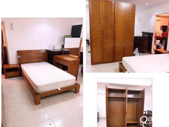 For sell single bedroom set 200x120cm