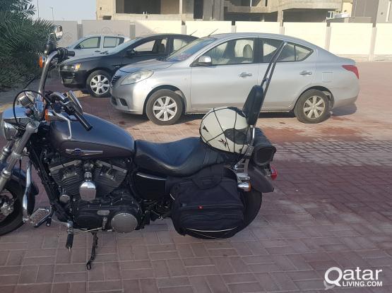 Harley Davidson Custom LTD 2015