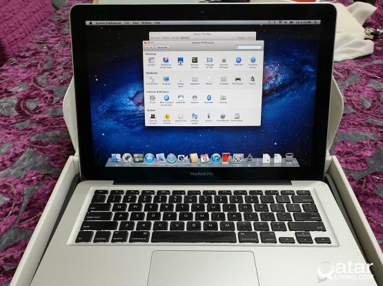 "macbook pro 13"" like new"