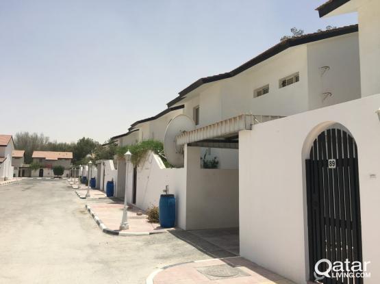 3 bhk compound villa available in al muntaza