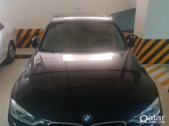 BMW 3-Series 320 i 2015