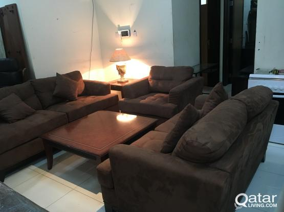 For Sell 6 Setter sofa set(3+2+1) Excellent condition
