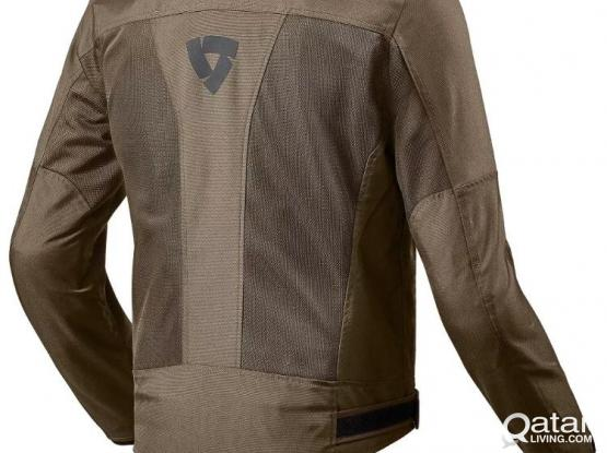 Revit Motorcycle Jacket - Brand New with CE armor and protection set
