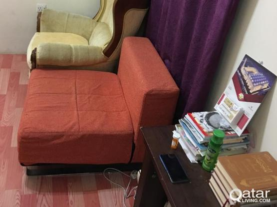 Family flat fully furnished