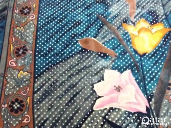 Blanket solaron made in korea