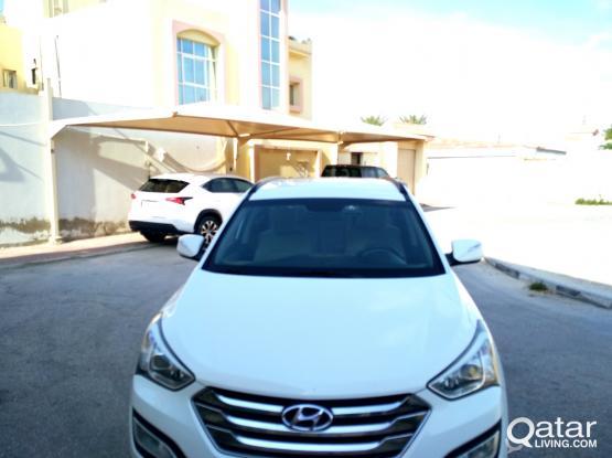 Hyundai SantaFe 2014