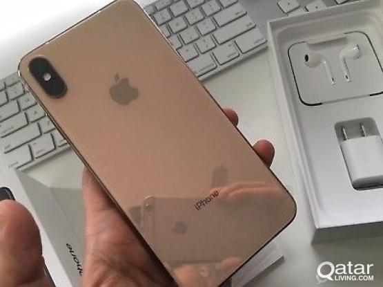 Original Apple is Phones xs max 512 GB 256GB gold