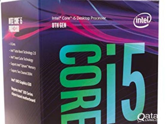 im looking for i5 8th gen intel processor