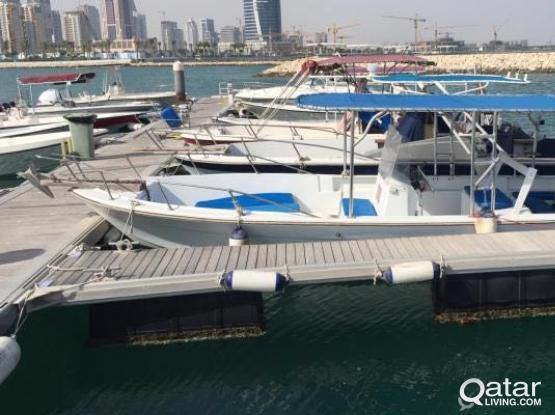 Gulf Craft 24ft