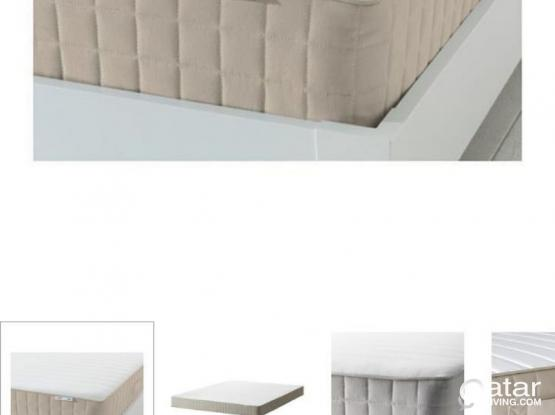 New Ikea Bed with mattress
