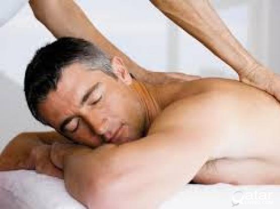 Relaxation body massage
