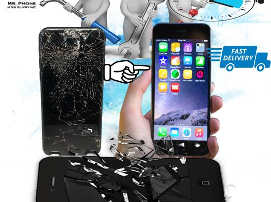 We can fix All mobile .
