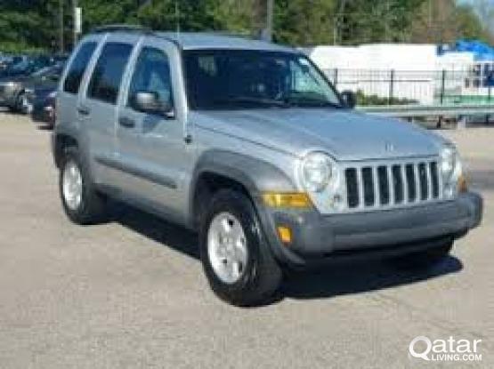 Jeep Cherokee Standard 2007