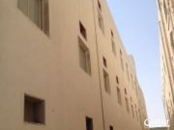 Labor camp 21 rooms available in industrial area 35 right side for 800 riyal per room