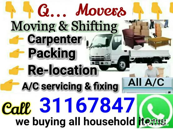 Low price,, call:-31167847.moving shifting, carpenter,re-location