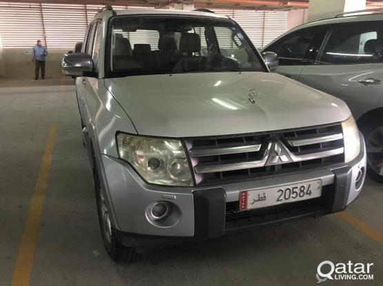 Mitsubishi Pajero 3.0L 2007