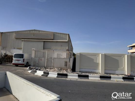 Food Warehouse for Rent, Including utilities