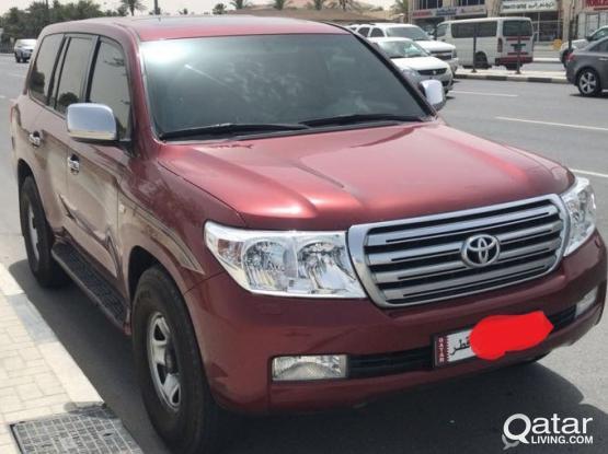 Toyota Land Cruiser GXR 2010