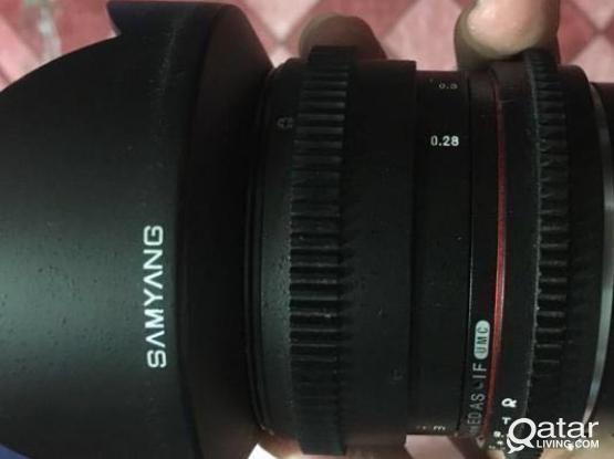 Samyang 14mm sony a mount