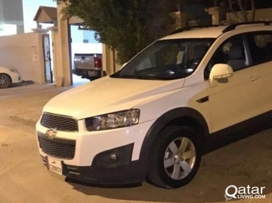Chevrolet Captiva LS 2014