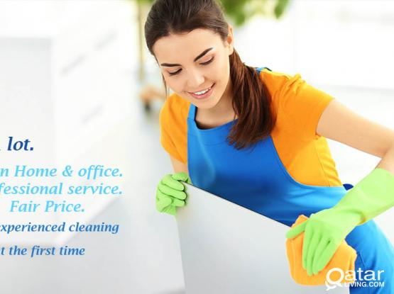 Swift Cleaning Housemaid