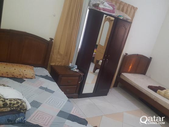 FULLY FURNISHED BEDSPACE AVAILABLE FOR KERALITE EXECUTIVE BACHELOR FROM JUNE 1ST