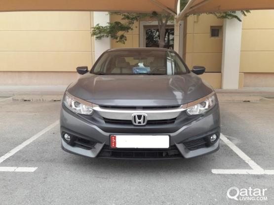 Honda Civic LXi 2017
