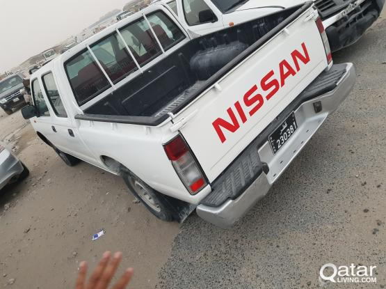 Nissan Pickup 2012