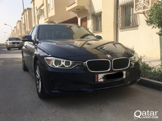 BMW 3-Series 316 i 2014