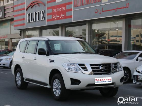 Nissan Patrol XE 2019