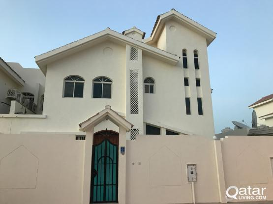 FAMILY..UNFURNISHED 4 BEDROOMS STAND ALONE VILLA AT NUAIJA