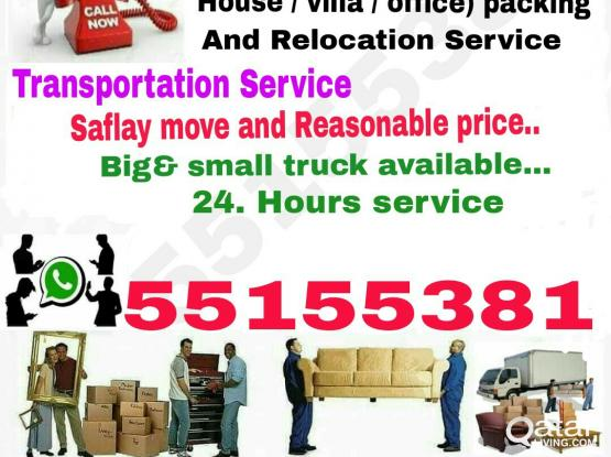 BEST PRICE MOVING  55155381  AND SHIFTING  SERVICE ANYTIME ALL OF QATAR  55155381