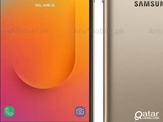 New Samsung j8