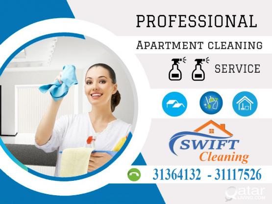swift cleaning