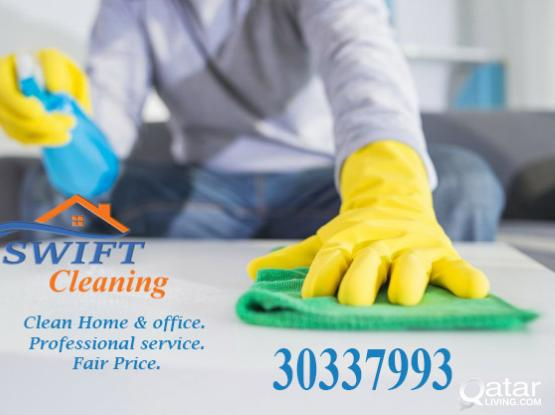 Swift Cleaning housekeeping