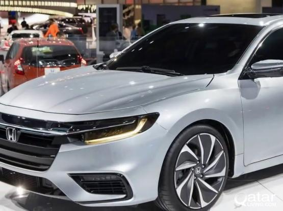 BRAND NEW HONDA CITY 00 km 2019 MODEL 2100.QR/MONTHLY AND 100 QR DAILY